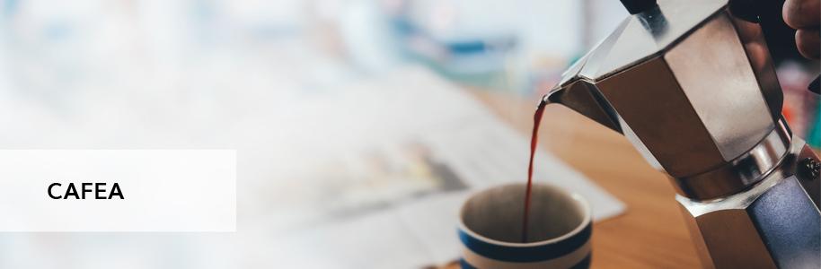 Preparare cafea