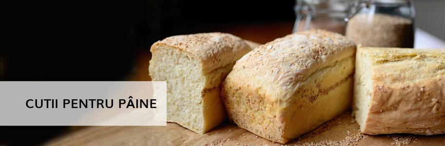 Cutii pentru pâine