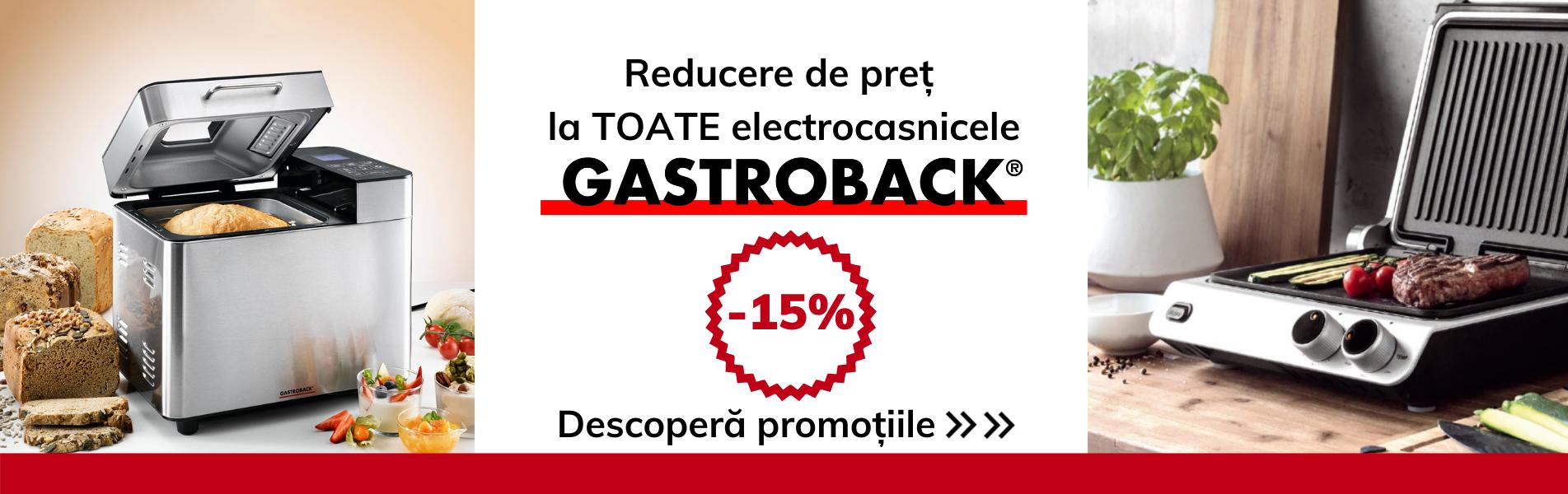 Gastroback promotie 15