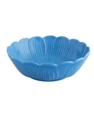 Bol mediu 19 cm, nufar albastru - Bordallo Pinheiro