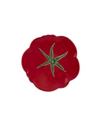 Farfurie pentru desert, 21 cm, Tomate - BORDALLO PINHEIRO