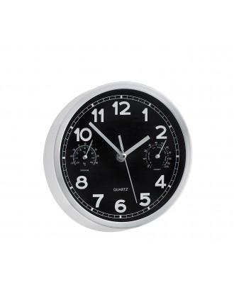 Ceas de perete, quartz, aluminiu, 20 cm - CILIO