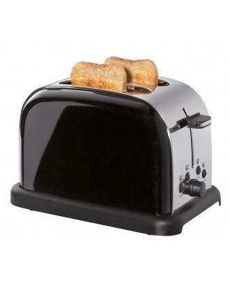 Cilio Toaster negru retro