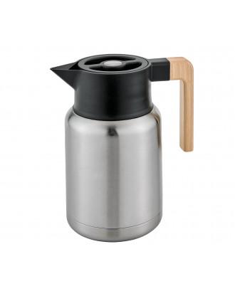 Carafa izoterma pentru cafea, inox, 1200 ml - CILIO