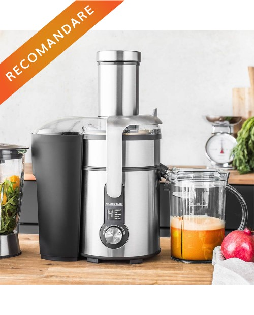 Storcator Design Multi Juicer Digital Plus - GASTROBACK