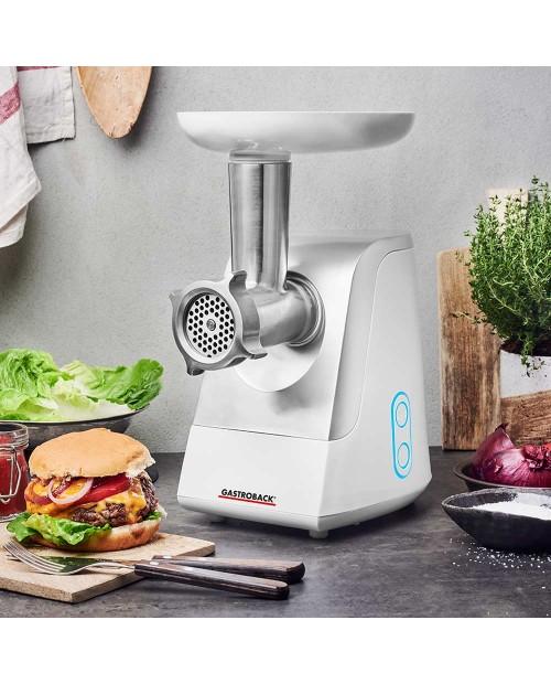 Masina de tocat carne Design Grinder Plus - Gastroback