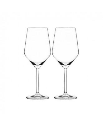 Set de 2 pahare pentru vin rosu, 480 ml, sticla - SIMONA'S COOKSHOP