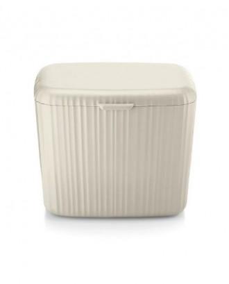 Recipient alb pentru deseuri alimentare, 21x18cm, Bio Wasty - GUZZINI