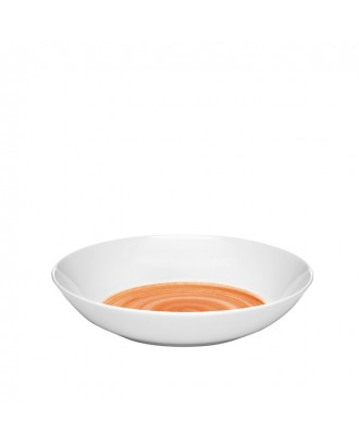Farfurie pentru supa, model coral, Holly - Guzzini