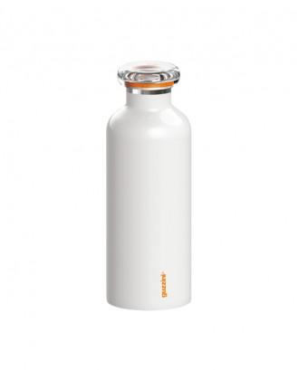 Sticla izoterma din inox, 500 ml, alb, colectia On the Go - GUZZINI