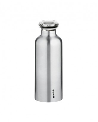 Sticla izoterma din inox, 500 ml, argintiu mat, colectia On the Go - GUZZINI