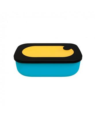 Cutie pentru pranz, 900 ml, albastru, colectia Store&Go - GUZZINI