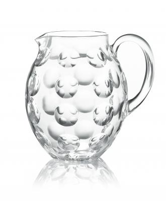 Carafa transparenta, 2 litri, acril, colectia Venice - GUZZINI