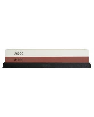 Piatra pentru ascutirea cutitelor, granulatii 1000/6000 - KAI