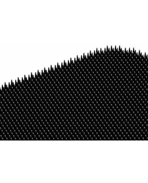 Burete de vase, silicon, model Trend, negru - KUCHENPROFI