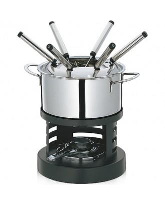 Set fondue, 1.6 litri, 6 furculite, model Luzern - KUCHENPROFI