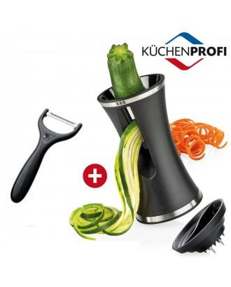 Set feliator pentru legume si decojitor - Kuchenprofi
