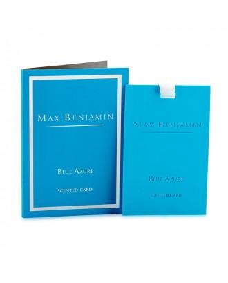 Card parfumat, Blue Azure - MAX BENJAMIN