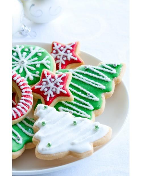 Forma biscuiti stea, X-MAS - Patisse