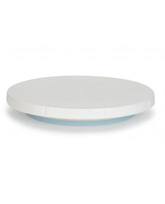 Suport rotativ pentru tort si prajituri, 27 cm - PATISSE