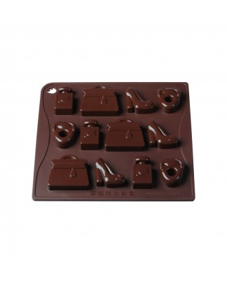 Forma ciocolata, modele Fashion Victim, silicon platinic - PAVONI