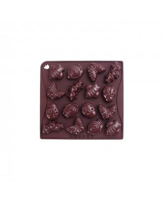 Forma ciocolata, modele de vara, silicon platinic - PAVONI