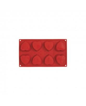 Forma briose, model inimioare, silicon platinic - PAVONI