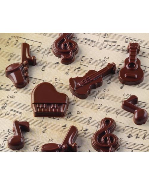 Forma ciocolata Choco Melody - SILIKOMART
