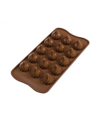 Forma ciocolata Choco Flames - SILIKOMART