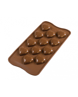 Forma ciocolata 3D My Love - SILIKOMART
