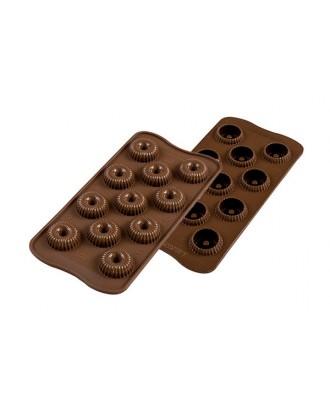 Forma ciocolata Choco Crown - SILIKOMART