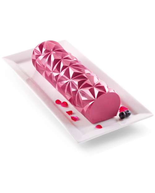 Kit patiserie Diamond Buche - SILIKOMART