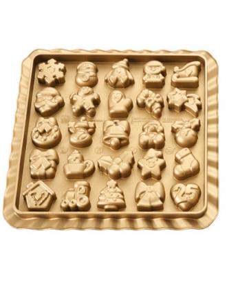 Forma prajituri + cutie speciala Creative XMAS - SILIKOMART