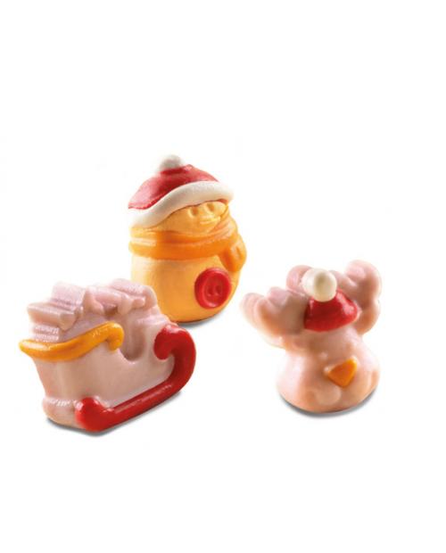 Forma din silicon pentru prajituri Magic Christmas - SILIKOMART