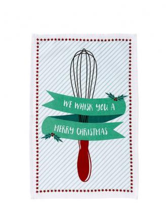 Servet de bucatarie Christmas, bumbac, 45 x 70 cm - SIMONA'S COOKSHOP