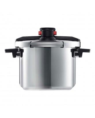 Oala sub presiune Pressure Pro, 22 cm, 6 litri - Woll
