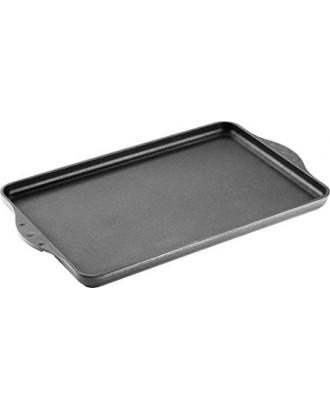 Tava Teppanyaki grill Nowo Titanium, 43x28 cm - WOLL