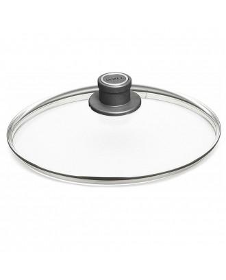 Capac rotund din sticla securizata, 32 cm - WOLL