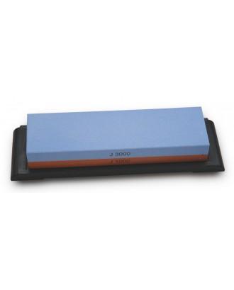 Piatra pentru ascutirea cutitelor, granulatie J 1000/3000 - WUSTHOF