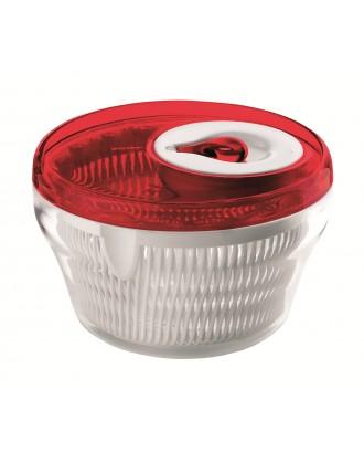 Uscator salata, 28 cm, rosu, model Latina - GUZZINI
