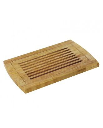 Tocator pentru paine, lemn de bambus, 42x28 cm - ZASSENHAUS