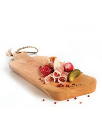 Tocator cu maner, lemn de mango, 40 cm - ZASSENHAUS