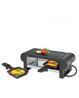 Kuchenprofi Set grill/raclette duo electric  Trendline negru