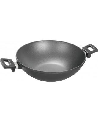 Tigaie wok Nowo Titanium Induction, 32 cm - WOLL