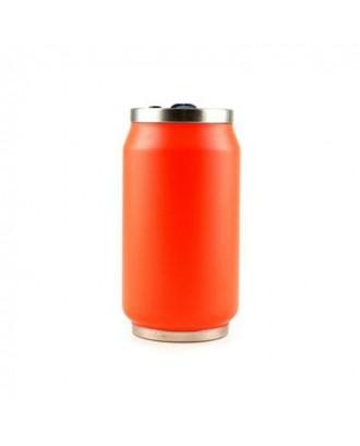 Yoko Cutie Izoterma Cu Pai 280Ml Fluo Orange