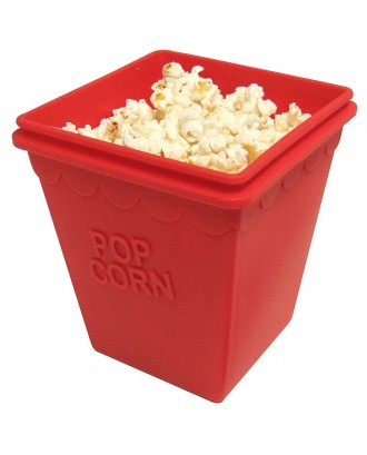 Yoko Recipient Popcorn Rosu