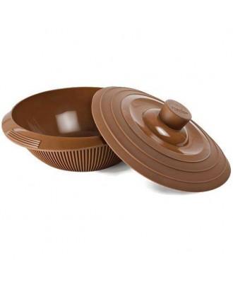 Recipient din silicon pentru topirea ciocolatei la bain-marie - SILIKOMART