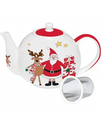 Ceainic cu infuzor, Santa & Friends