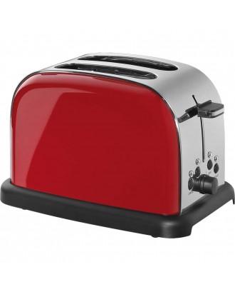 Cilio Toaster rosu retro