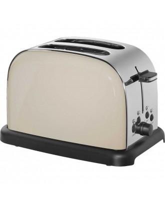Cilio Toaster crem retro